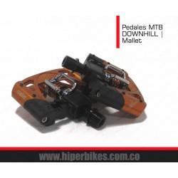 PEDALES MTB Aluminio Crank Brothers