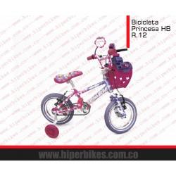 Bicicleta Niña HiperBikes Rin 12 Bogotá