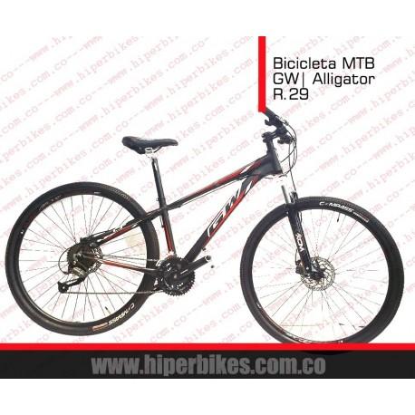 Bicicleta TODOTERRENO  GW  Rin 29  Bogotá