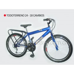 Bicicleta TODOTERRENO Rin 26 / 24  Bogotá