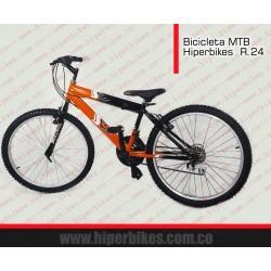 Bicicleta Uebana Rin 24