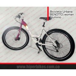 Bicicleta TODOTERRENOMUJER BENOTTO Rin 26  Bogotá
