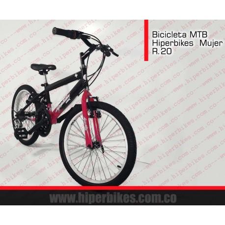 Bicicleta Todoterreno Niña  Rin 20 Bogotá