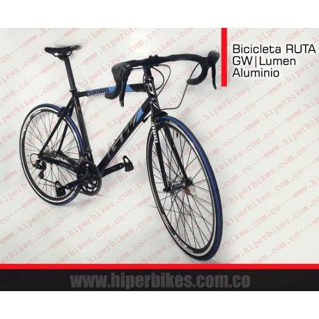 Bicicleta RUTA GW LUMEN