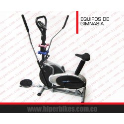 ELIPTICA MANUAL CON TWISTER CINTURA