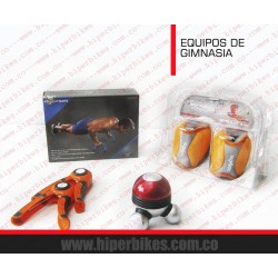 KIT IMPLEMENTOS ENTRENAMIENTO