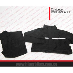 IMPERMEABLE PARA CICLISTA