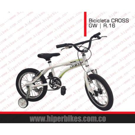 Bicicleta Niño GW  Rin 16 Bogotá