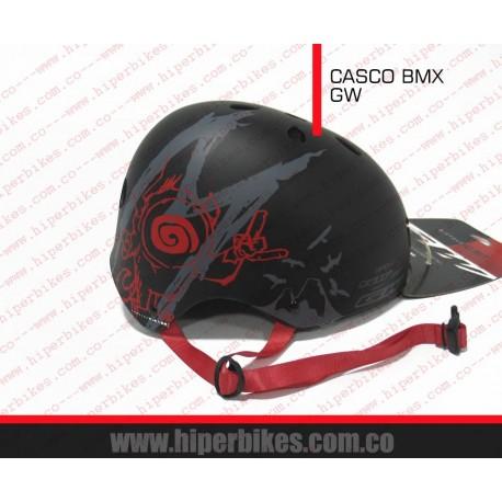 CASCO GW BLACK BMX