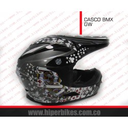 CASCO COMPETENCIA POKER GW  BMX - DH