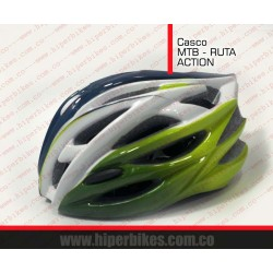 CASCO  ACTION  MTB - RUTA