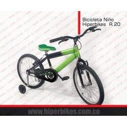 Bicicleta Niño  Rin 20 Bogotá
