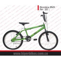 Bicicleta BMX  Hiperbikes  Rin 20 Bogotá