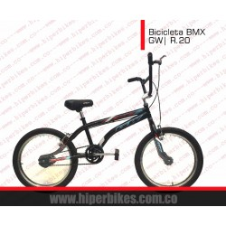 Bicicleta BMX  GW Rin 20 Bogotá