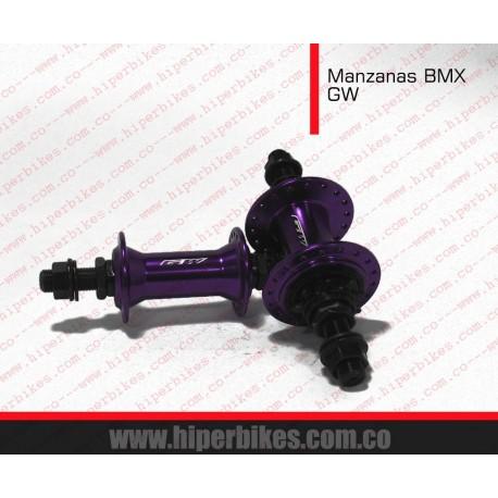 Manzanas  BMX GW