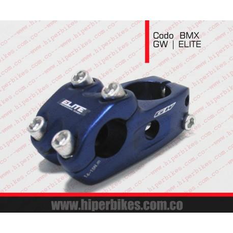 Codo Dirección  BMX GW  Elite