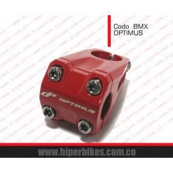Codo Dirección  BMX OPTIMUS