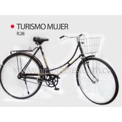 Bicicleta  TURISMO MUJER Rin 28 Bogotá