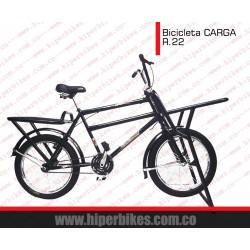 Bicicleta CARGA - URBANA Bogotá