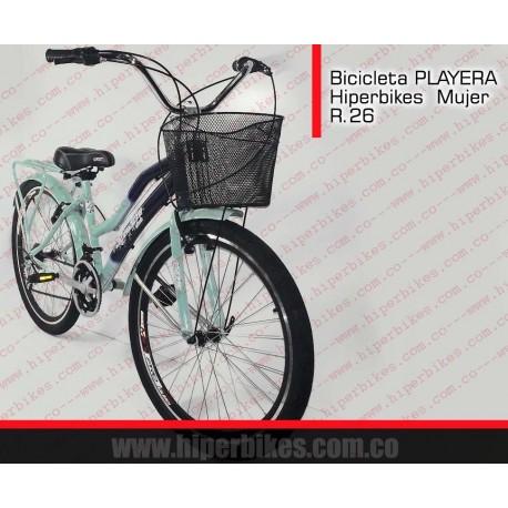 Bicicleta PLAYERA MUJER  - URBANA Rin 26   Bogotá