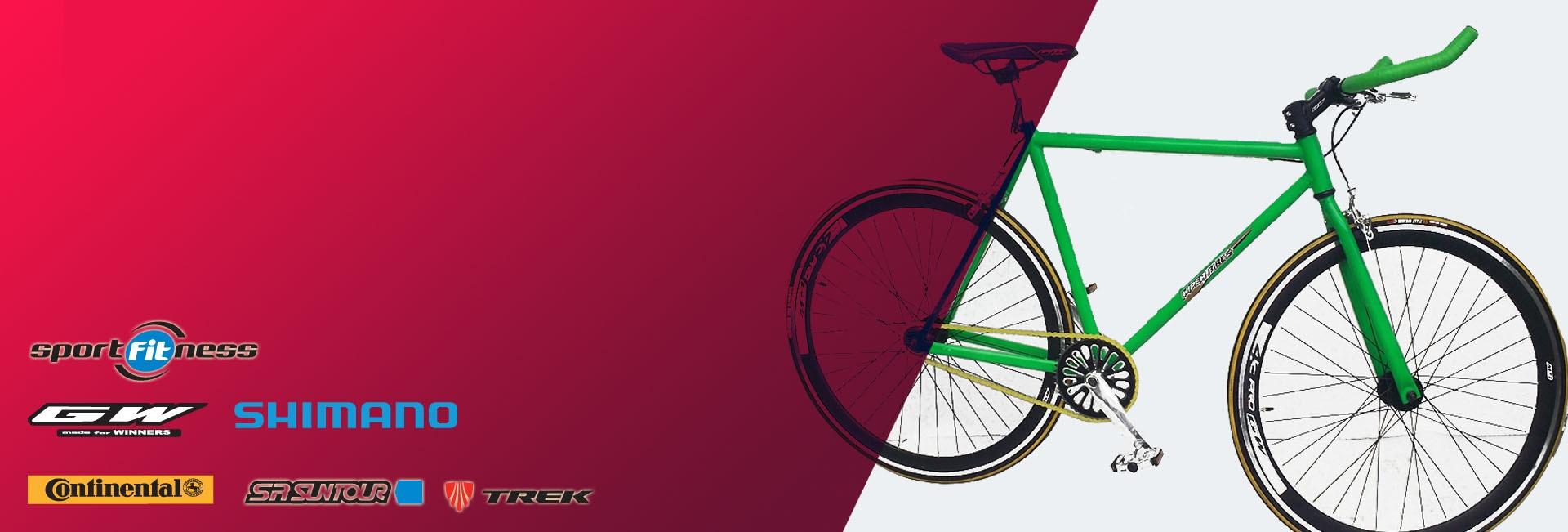 Compra hoy tu Bicicleta fixed o Urbana