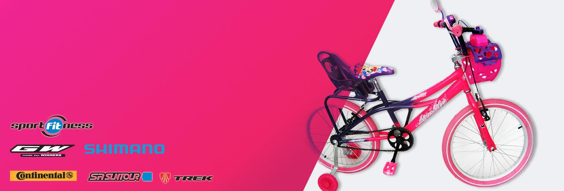 Compre hoy la Bicicleta Infantil de Niña