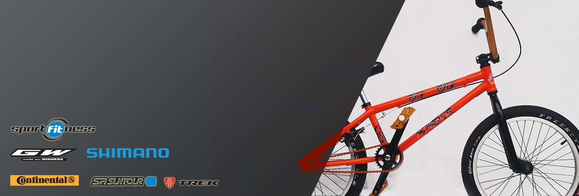 Compra Hoy tu Bicicleta BMX
